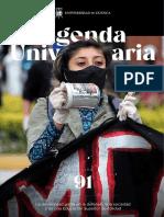 Agenda Universitaria - Junio 2020