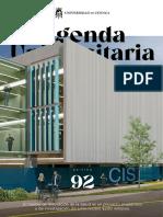 Agenda Universitaria - Julio 2020