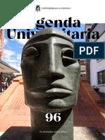 Agenda Universitaria - Noviembre 2020