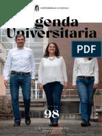 Agenda Universitaria - Febrero 2021