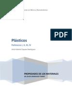 Plasticos des de Los Materiales ZAPATa