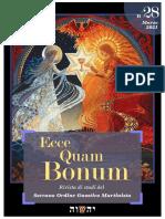Ecce Quam Bonum 28