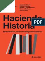 Pablo Pozzi - Haciendo Historia. Herramientas Para La Investigación Histórica