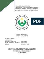 MAKALAH KEL 6 B. INGGRIS-BK REG C 2020-1