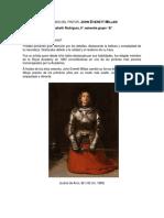 Análisis Del Pintor John Everett Millais
