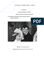 tesi su Shostakovich