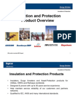 Insulation & protection