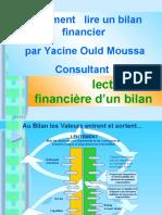 Comment Lire Un Bilan Financier