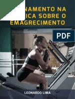 E-book Treinamento na Prática sobre o Emagrecimento