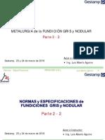 NORMA SAE J431 - ASTM A536