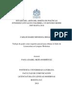 Estado Del Arte Del Diseño de Políticas Etnoeducativas en Colombia, Un Estudio Desde 2005 Hasta 2018