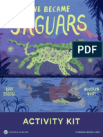 We Became Jaguars Activity Kit