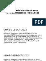 Normas-Oficiales-Mexicanas-Para-Instalaciones-Hidraulicas