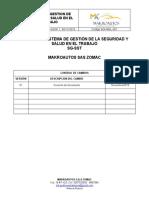 SGI-MNL-001 Manual SG-SST