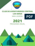 Programa de Aventurero 2021