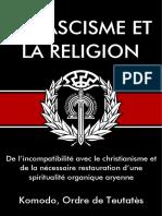 Komodo - Le Fascisme Et La Religion