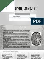 Criticismul junimist 1 1 (1)