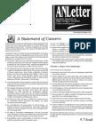 ANLetter Volume 3 Issue 1-Jul 1994-EQUATIONS
