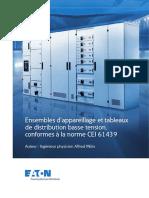 Eaton Norme Nf 61439 Livre Blanc Br014013 Fr Fr