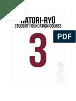 3 Natori Ryu today
