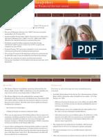 Budget Snapshot 2011 - PwC