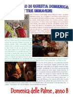 Vangelo in Immagini - Domenica Delle Palme B