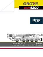 Tabela Grove GMK5200