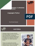 Linguagem Python P.S. 2020.2