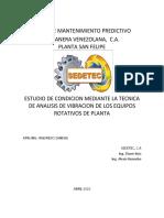 Informe Ruta Predictiva - Abril 2020