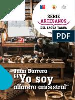 Serie Artesanos Del Tagatagua - Volumen II