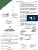 Reformas del Codigo de Comercio Decreto 6-20
