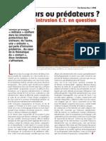 Nexus 60 - Ufologie - Sauveurs ou prédateurs - L'intrusion E.T. en question