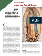 Nexus 63 - Notre-Dame de Guadalupe, un miracle au microscope