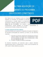 MANUAL-PARA-AQUISIÇÃO-DE-EQUIPAMENTO-DO-PROGRAMA-PROFESSORES-CONECTADOS.v2 (1) (1)