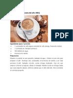 6 tipos de cafes