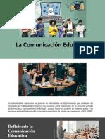 02 La Comunicación Educativa