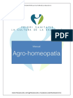 Manual Agrohomeopatía