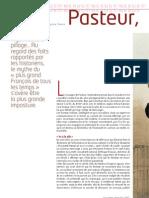 Nexus 67 - Pasteur, Sauveur Ou Imposteur Par Sylvie Simon (Mars 2010)