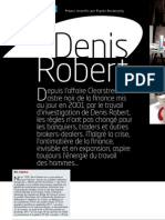 Nexus 70 - Affaire Clearstream - Interview Denis Robert - La vérité prend du temps (sept 2010)
