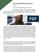 Nexus 70 - L'humanité a-t-elle une conscience collective - Projet Conscience Globale (sept 2010)