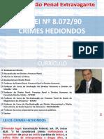 3. Lei de Crimes Hediondos