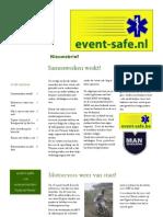 even-safe nieuwsbrief 2011-1
