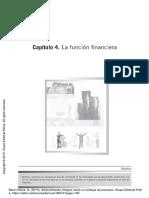 Capitulo 4 La Funcion Financiera-- Administración Integral Hacia Un Enfoque de Procesos