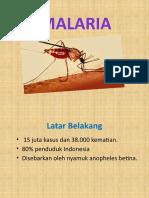 malaria bsok