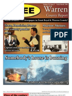 The Early March, 2011 edition of Warren County Report