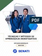 Manual Tecnicas Metodos Del Aprendizaje Investigativo