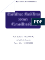 Analise Grafica Com Candlestick (Paulo Castellari Filho)