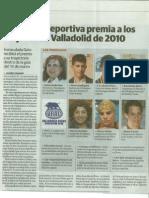El Norte_PremiosDeporteValladolid_3-3-11