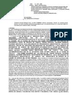 MODELO DE AMPLIACION DE DENUNCIA PENAL