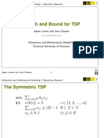 branch and bound tsp